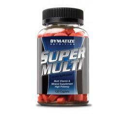 Dymatize - Super Multi Vitamin / 120 caps Хранителни добавки, Витамини, минерали и др., Мултивитамини