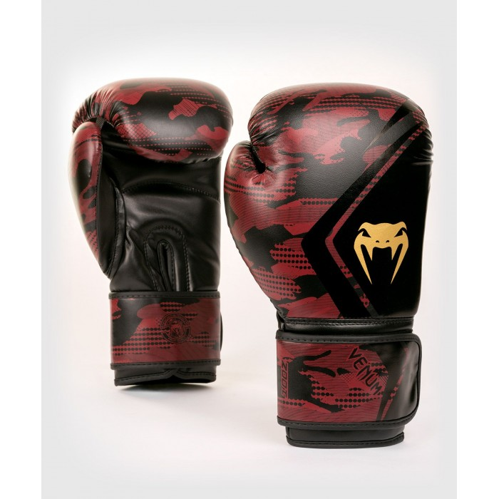 Боксови Ръкавици - Venum Defender Contender 2.0 Boxing Gloves - Black/Red​