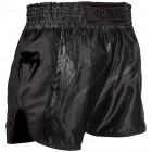 Муай Тай Шорти - Venum Devil Muay Thai Shorts - Black/Black​