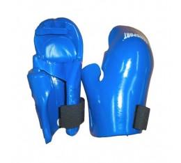 EON Sport  - Изляти протектори за ръце (071 / Сини) Карате ръкавици