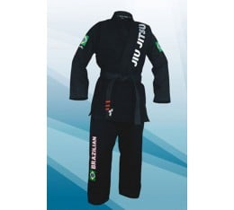 EON Sport - Бразилско Джиу Джицу / 170 cm. (черно)
