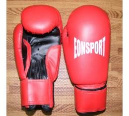 EON Sport - Детски боксови ръкавици / червени Боксови ръкавици