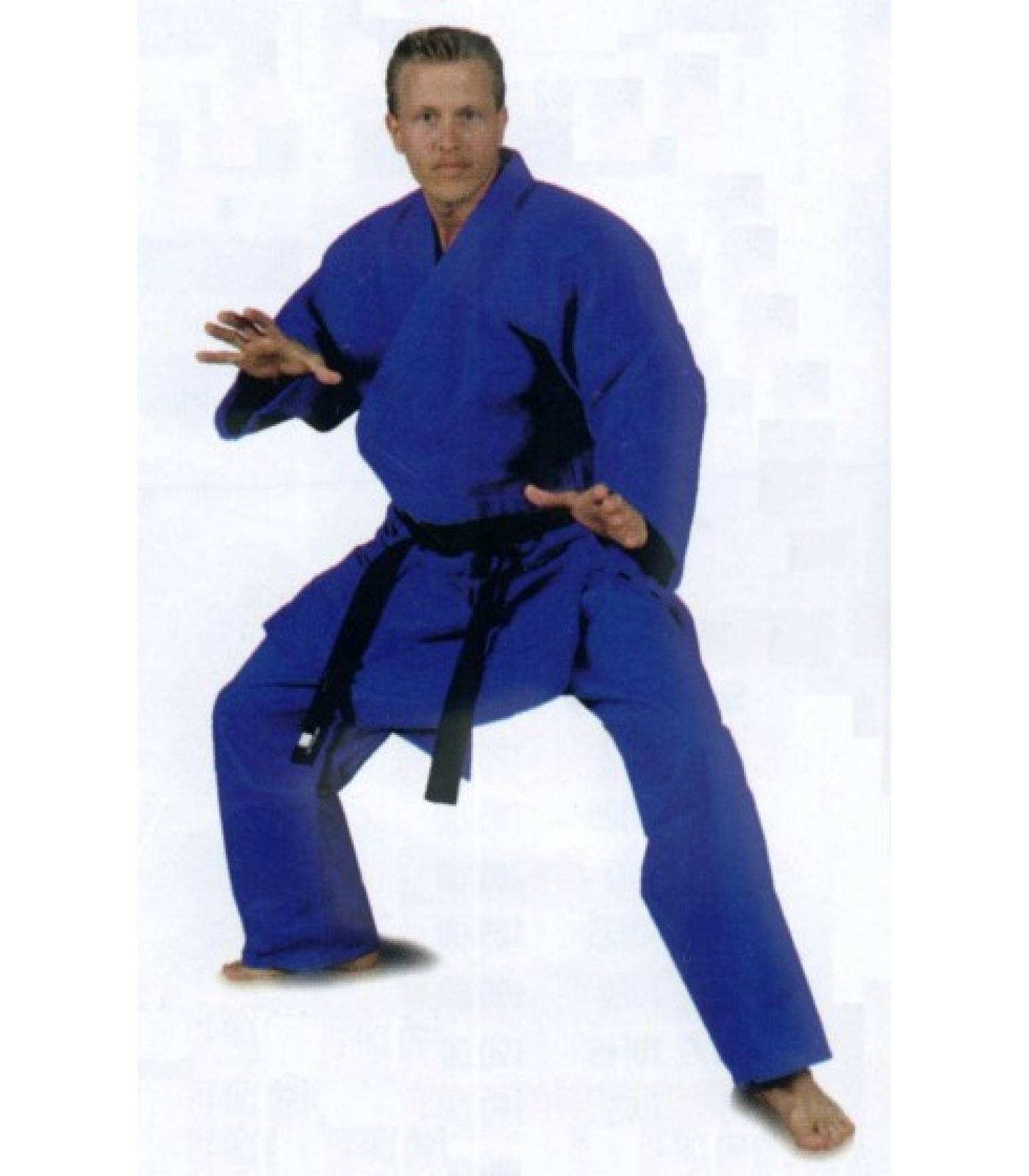 EON Sport - Кимоно за Джудо (Стандарт / 160cm.) / Син