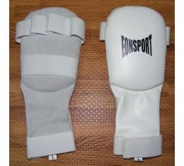 EON Sport  - Ръкавици за карате / бели Бойни спортове и MMA, MMA/Граплинг ръкавици