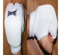 EON Sport  - Ръкавици за карате / Ластични (058 / Бели) Карате ръкавици