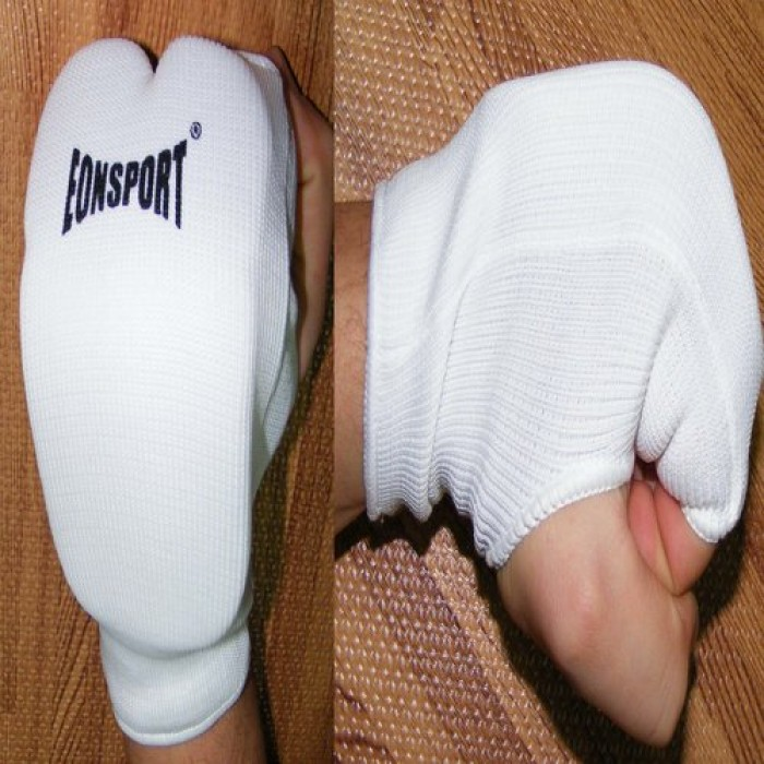 EON Sport  - Ръкавици за карате / Ластични (058 / Бели)