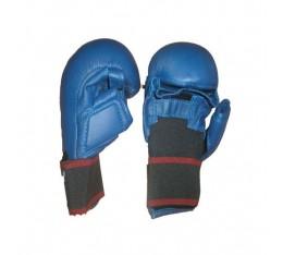 EON Sport  - Ръкавици за карате с палец (048 / Сини) Карате ръкавици