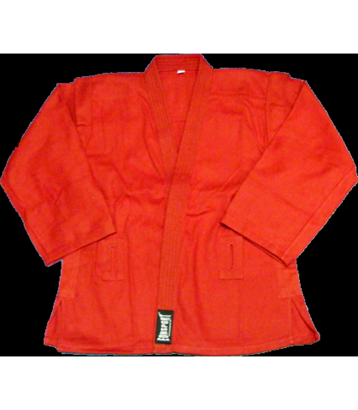 EON Sport - Самбо Куртка (160сm / Червен)