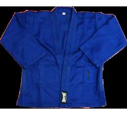 EON Sport - Самбо Куртка (160сm / Син) Екипи за бойни изкуства, Самбо