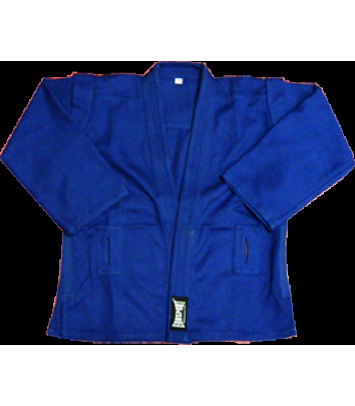 EON Sport - Самбо Куртка (160сm / Син)