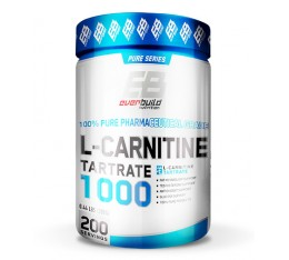 Everbuild - L-Carnitine Tartrate 1000 / 200 Serv.​