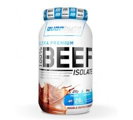 EVERBUILD - Ultra Premium 100% Beef Isolate / 2lbs. Хранителни добавки, Протеини, Телешки протеин
