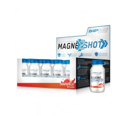 Everbuild - Magne 2 Shot / 20 x 70ml. Хранителни добавки, Витамини, минерали и др., Магнезий