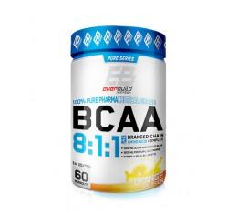 Everbuild - BCAA 8:1:1 / 300 gr. Хранителни добавки, Аминокиселини, Разклонена верига (BCAA)