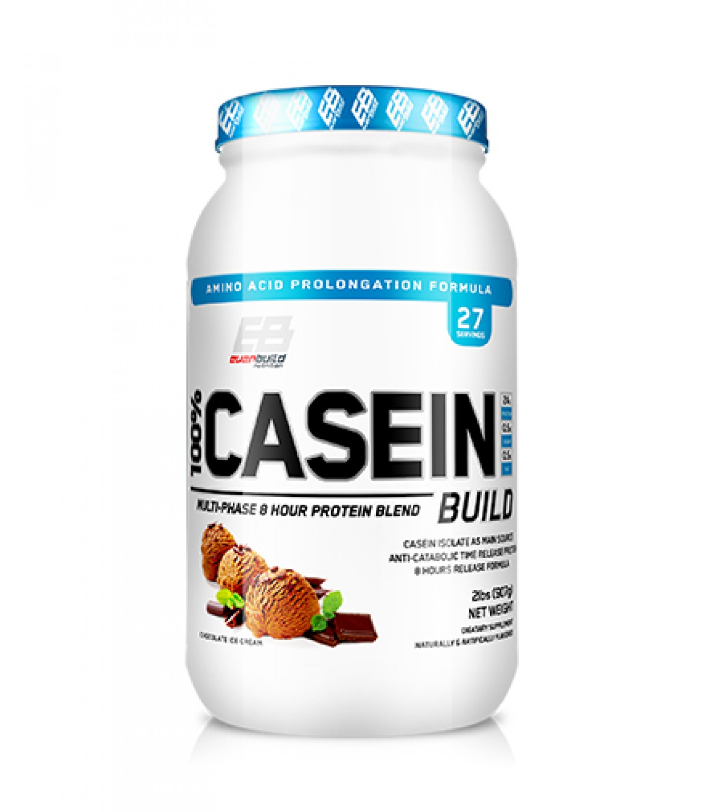 Everbuild - 100% Casein Build™ / 2lbs.
