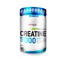 EVERBUILD - Creapure Creatine 5000 / 200g Хранителни добавки, Креатинови продукти