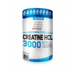 Everbuild - Creatine HCL 3000 / 200g. Хранителни добавки, Креатинови продукти