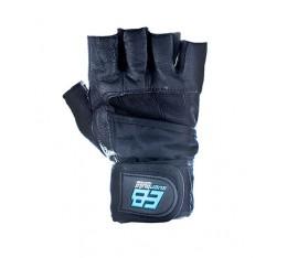 Everbuild - Фитнес ръкавици с накитник - Performance Фитнес аксесоари, Мъжки ръкавици за фитнес