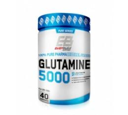 Everbuild - Glutamine 5000 / 40 serv. Хранителни добавки, Аминокиселини, Глутамин