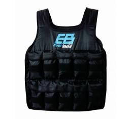 Everbuild - Жилетка с тежести - 10 кг. Бойни спортове и MMA, Жилетка с тежести
