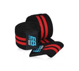 Everbuild - Knee Wraps / Black Бойни спортове и MMA, Фитнес аксесоари, Фитили