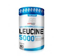 Everbuild - Leucine 5000™ / 200g.  Хранителни добавки, Аминокиселини, Леуцин