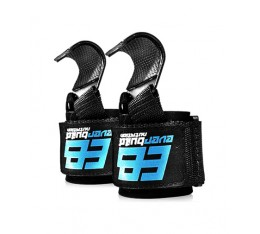 Everbuild - Lifting Hooks / Black Бойни спортове и MMA, Фитнес аксесоари, Фитили