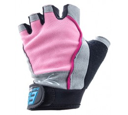 Everbuild - Pro Ladies Gloves / Grey - Pink Фитнес аксесоари, Дамски ръкавици за фитнес