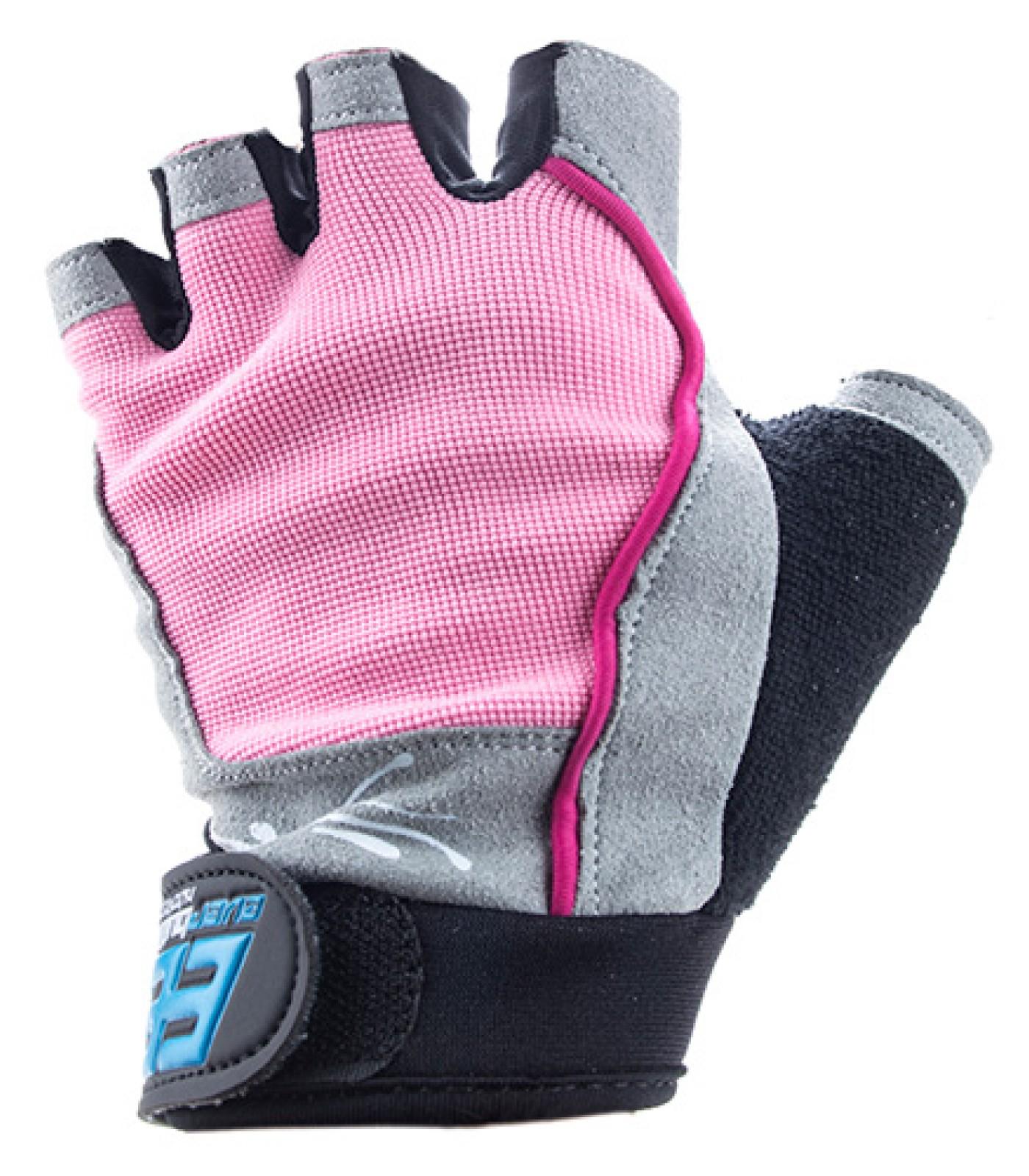 Everbuild - Pro Ladies Gloves / Grey - Pink