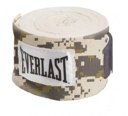 Everlast - Бинт / камуфлаж - 2.75 метра Бойни спортове и MMA, Бинтове
