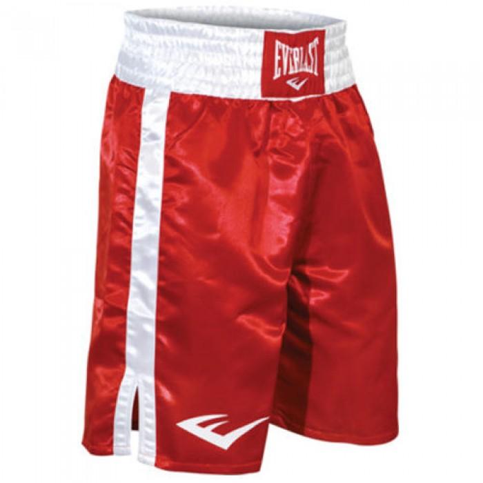 Everlast - Боксови шорти / Червени