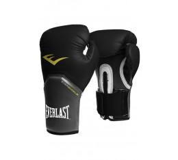 Everlast - Боксови ръкавици (Elite Pro Style) / Черни Бойни спортове и MMA, Боксови ръкавици