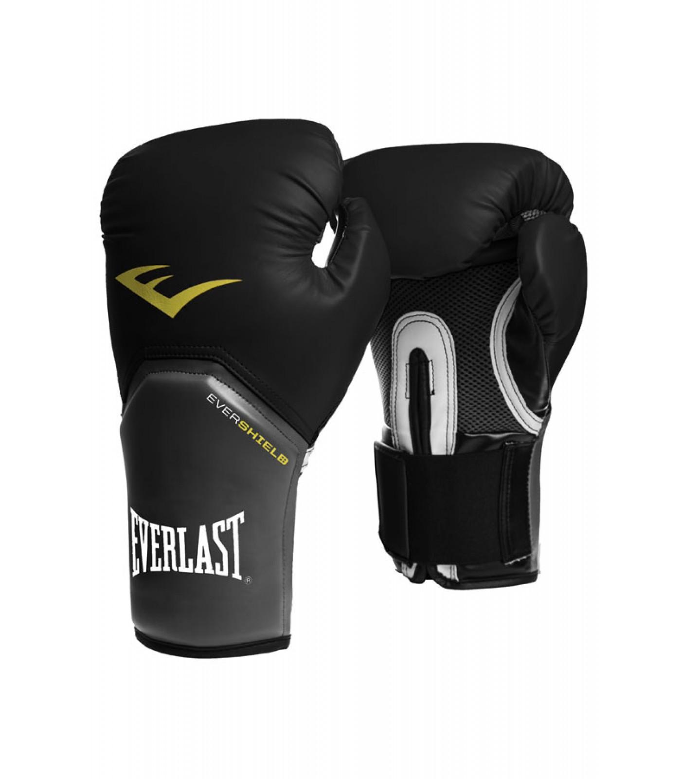 Everlast - Боксови ръкавици (Elite Pro Style) / Черни