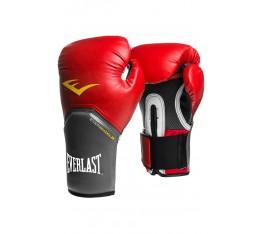 Everlast - Боксови ръкавици (Elite Pro Style) / Червени Бойни спортове и MMA, Боксови ръкавици