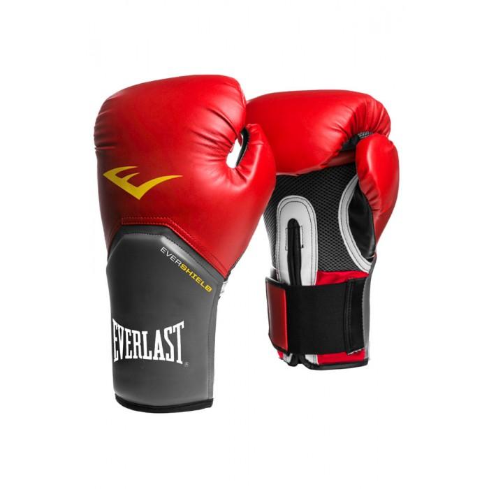 Everlast - Боксови ръкавици (Elite Pro Style) / Червени