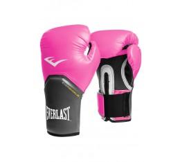 Everlast - Боксови ръкавици (Elite Pro Style) / Розови Бойни спортове и MMA, Боксови ръкавици