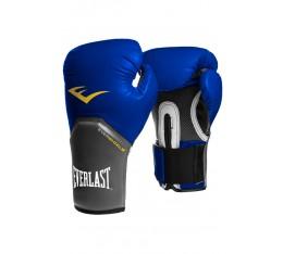 Everlast - Боксови ръкавици (Elite Pro Style) / Сини