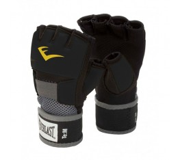Everlast - Вътрешни ръкавици - Evergel Glove Wraps / Black