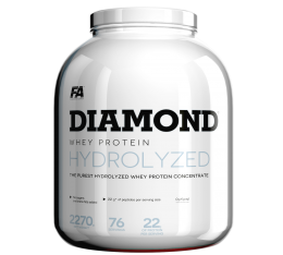 FA Nutrition - Diamond Hydrolised Whey / 2270 gr. Хранителни добавки, Протеини, Суроватъчен протеин