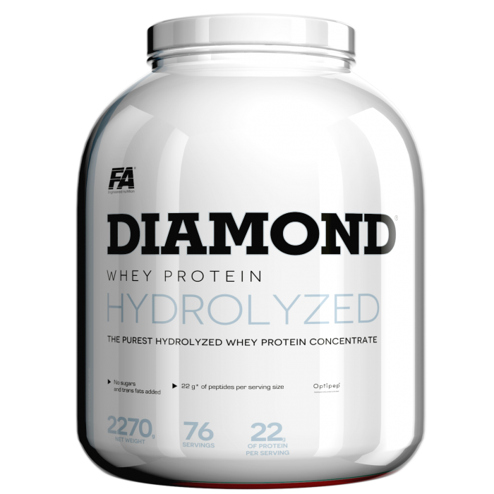 FA Nutrition - Diamond Hydrolised Whey / 2270 gr.​