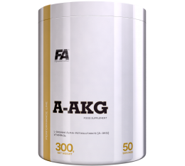 FA Nutrition - A-AKG / 300 gr. Хранителни добавки, Аминокиселини, Аргинин