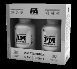 FA Nutrition - Multivitamin AM & PM Formula / 180 tabs.