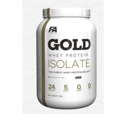 FA Nutrition - Gold Whey Isolate / 908 gr.