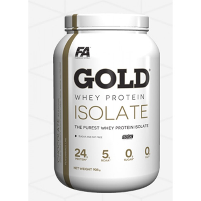 FA Nutrition - Gold Whey Isolate / 908 gr.​