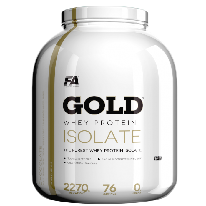 FA Nutrition - Gold Whey Isolate / 2270 gr.​