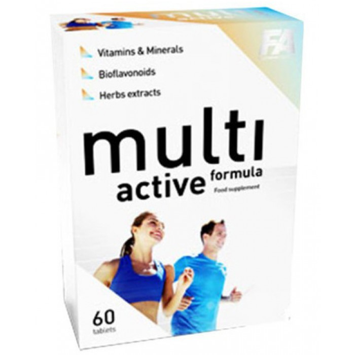 FA Nutrition - Multi Active Formula / 60 tabs.