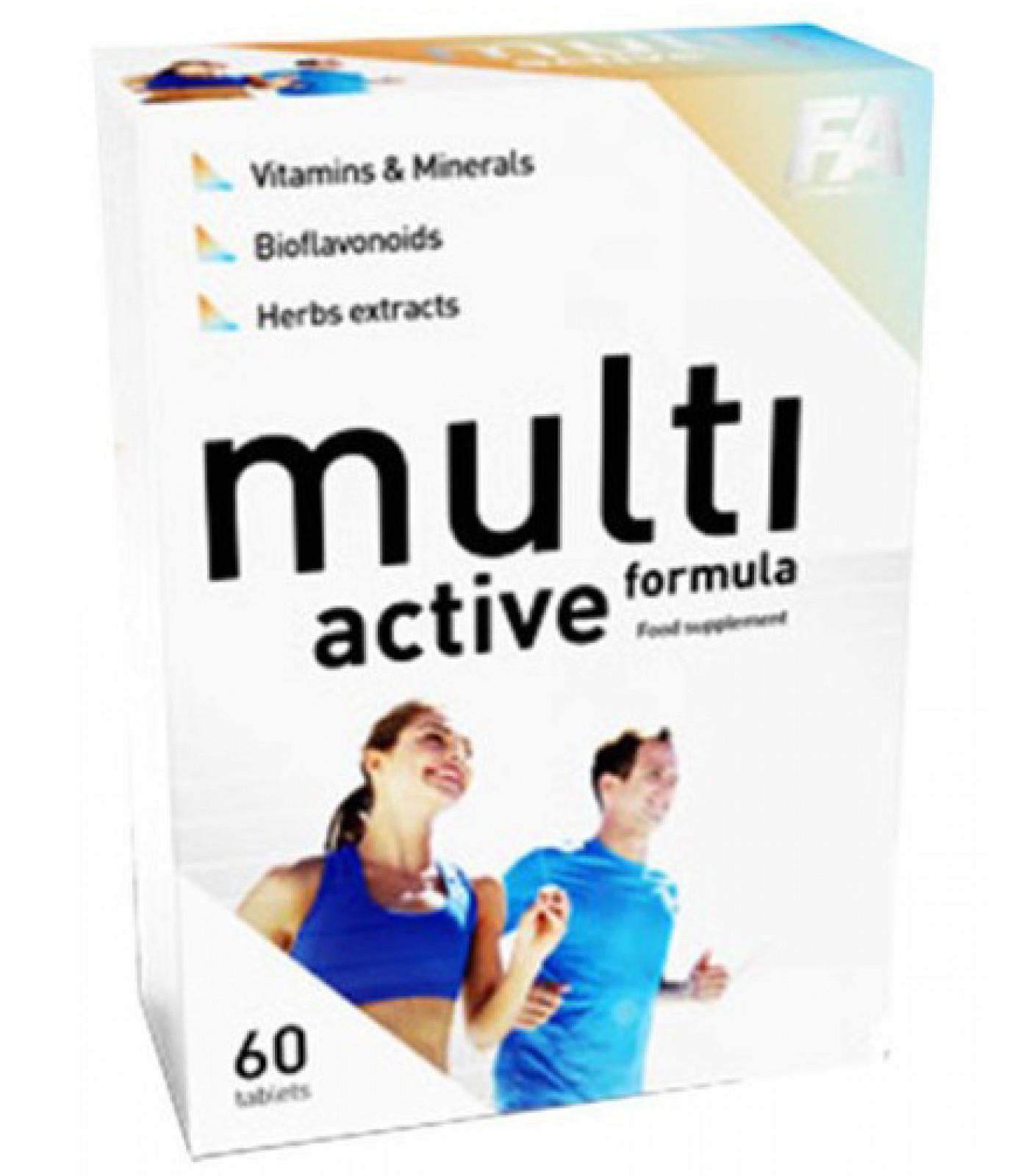 FA Nutrition - Multi Active Formula / 60 tabs.