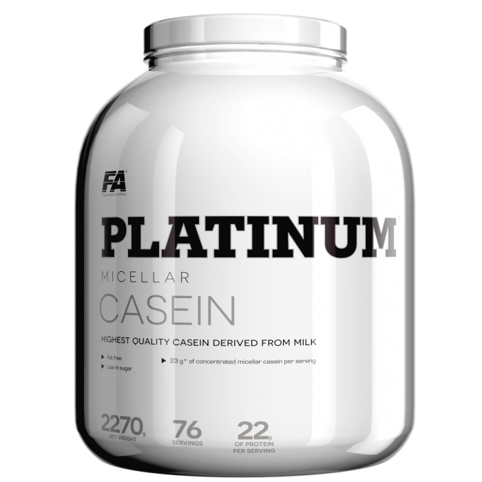 FA Nutrition - Platinum Micellar Casein / 1600 gr.