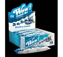 FA Nutrition - WOW! Protein Bar / 12x60 gr.