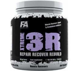 FA Nutrition - Xtreme 3R / 500 gr. Хранителни добавки, Сила и възстановяване